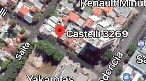 VENDO LOTE 10 X 33 CASTELLI-AV INDEP Y SALTA